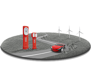 Charge your car using public network - Electric Mobility - EDP- Particulares